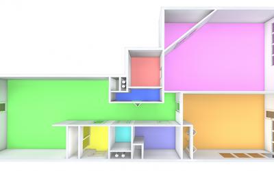 Kleur en interieur