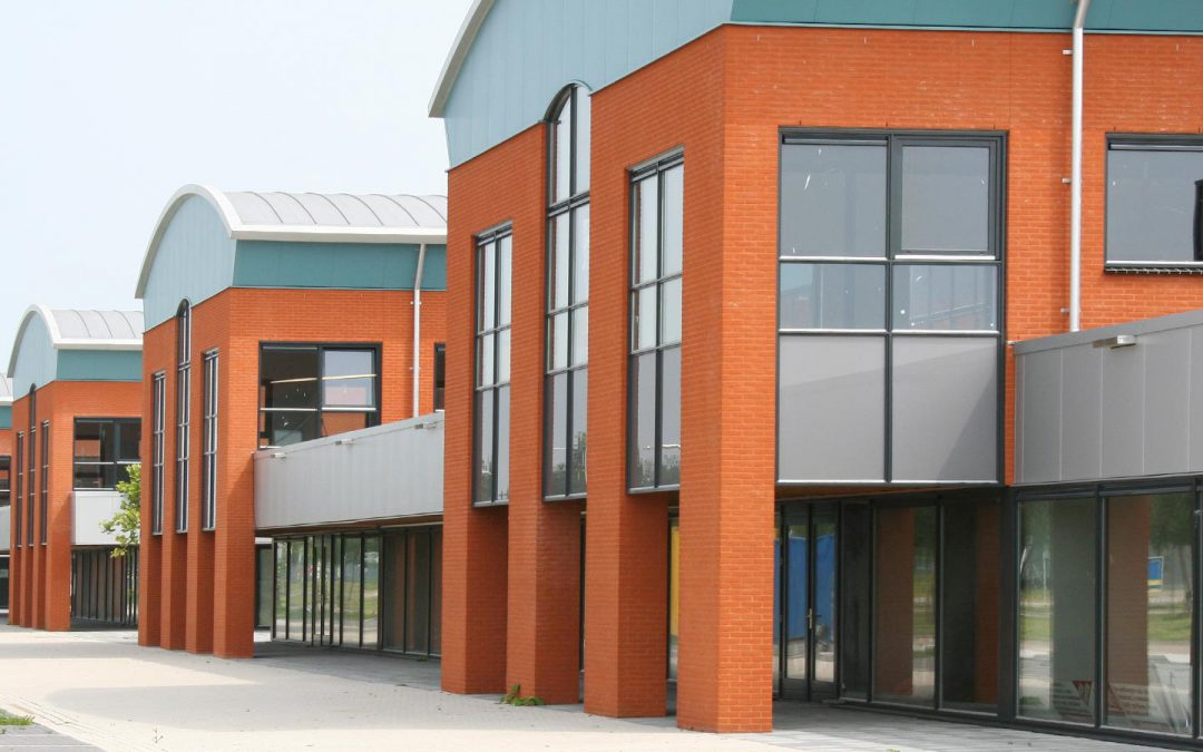 Bedrijvencomplex Riverhouse